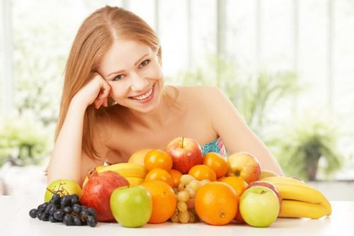 Healthy Foods Good for Vision