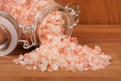 Did you Know the Himalayan Salt is the Healthiest Salt in the World