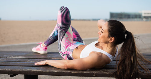 Make your ABS Without Ever Having to Work Out