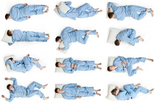 Sleeping Positions can Affect your Health