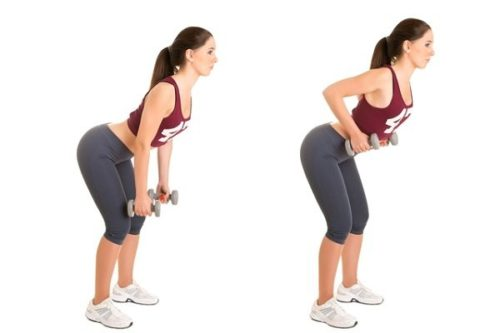 These 4 Exercises Can Help you to Eliminate Back Fat and Underarm Flab