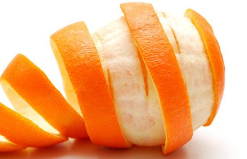 Benefits of Orange Peels
