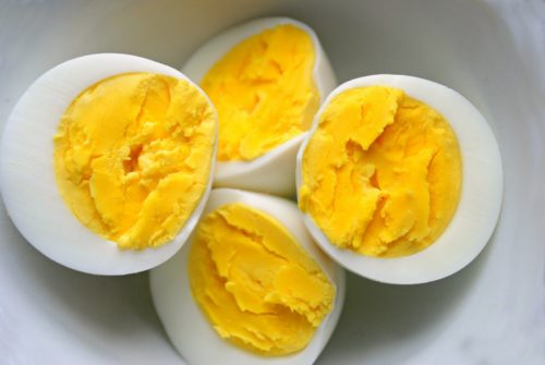 Boiled Egg Diet