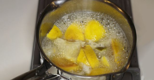 Boil Lemons in the Evening