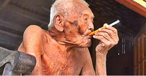 This Man Reveals the Secret of Longevity – He is 146 Years Old