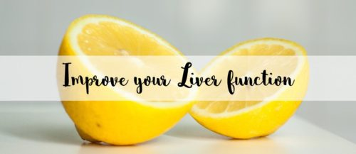 Improve your Liver