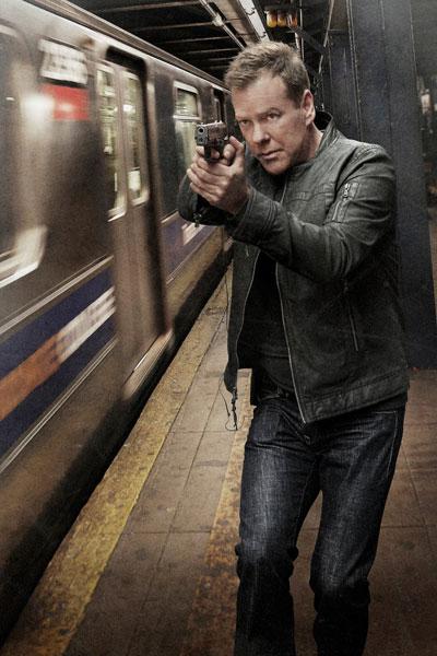 24:  Series [2001-2010] - Jack Bauer (นำแสดงโดย Kiefer Sutherland)