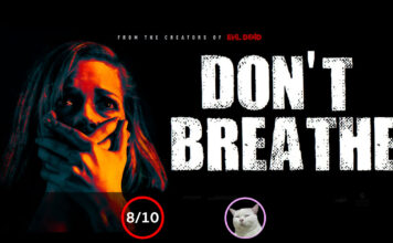 Don't Breathe (ลมหายใจสั่งตาย) [2016]