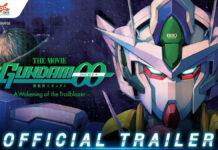 Mobile Suit Gundam OO: A Wakening Of The Trailblazer