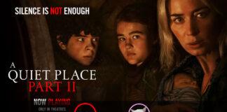 A Quiet Place Part II (ดินแดนไร้เสียง 2) [2021]