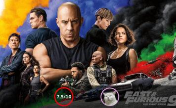 Fast & Furious 9 (เร็ว…แรงทะลุนรก 9) [2021]