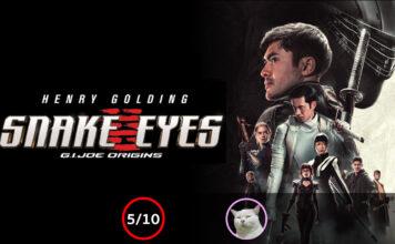 Snake Eyes: G.I. Joe Origins (จี.ไอ. โจ สเนคอายส์)