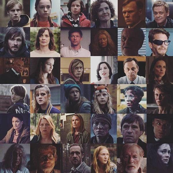 Dark Series (Cast)