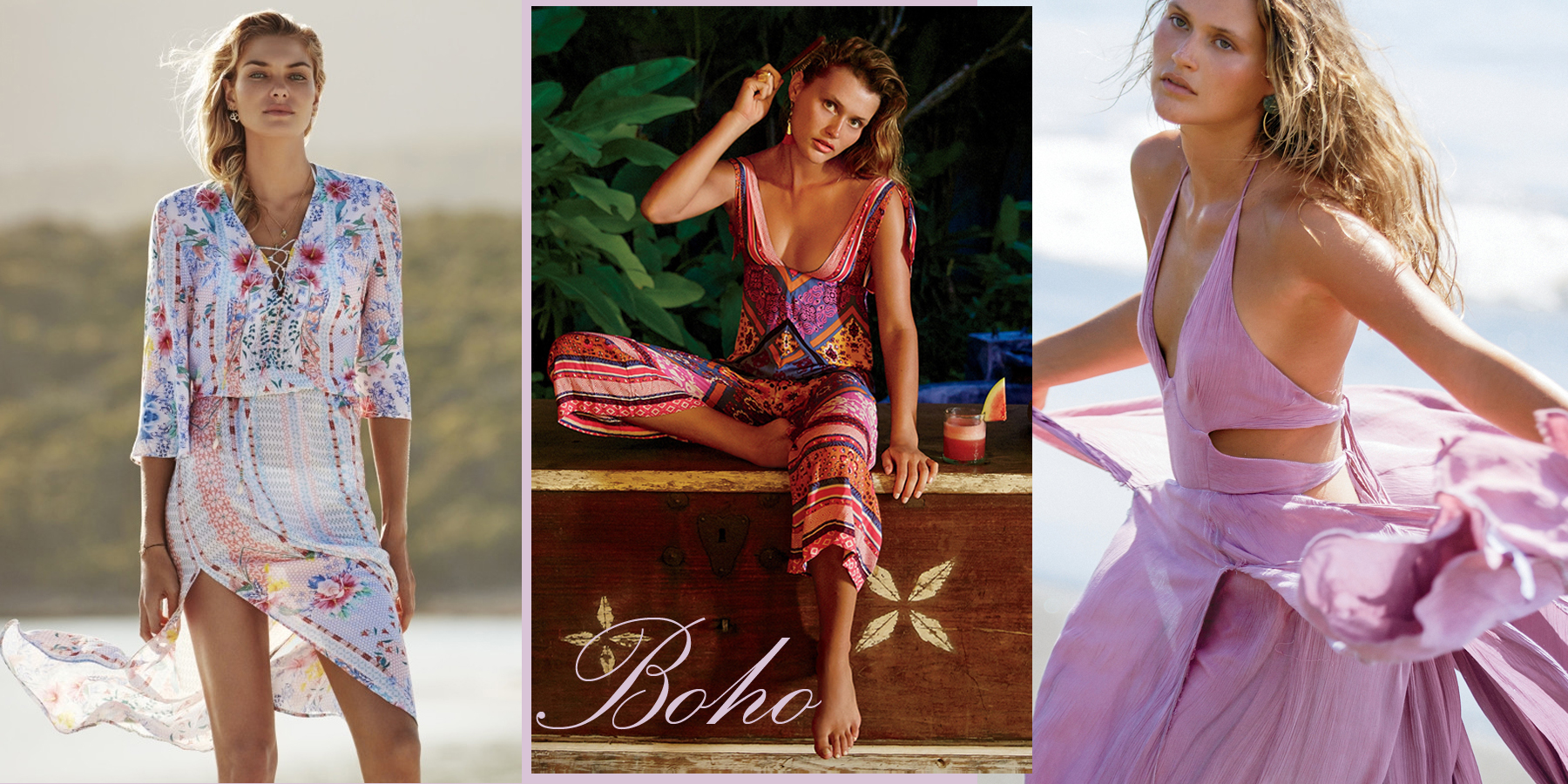 Women's Boho Fashion