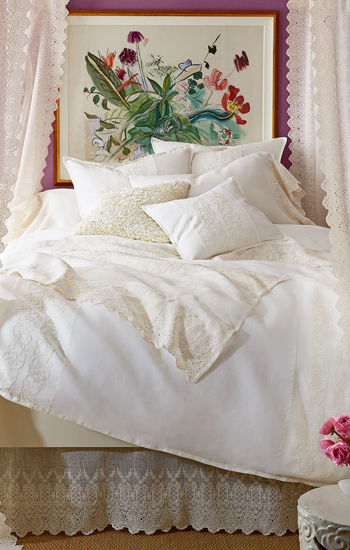 Horchow Luxury Bedding