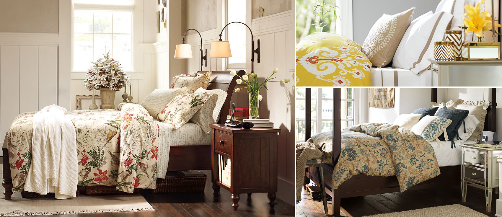 Pottery Barn Bed Sets