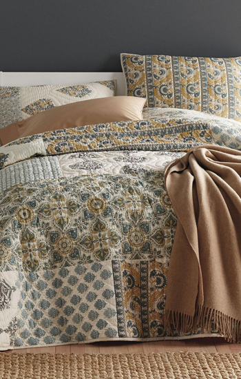 Charm Quilt Bedding