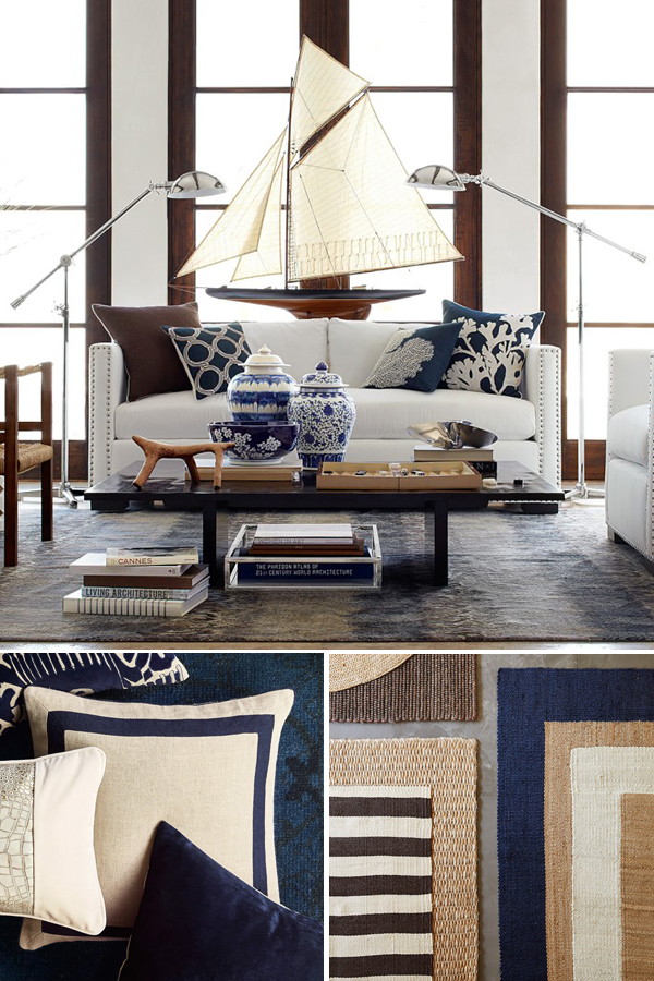 Coastal Home Decor & Decorating Ideas