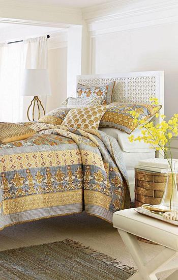 Elan Quilt Bedding