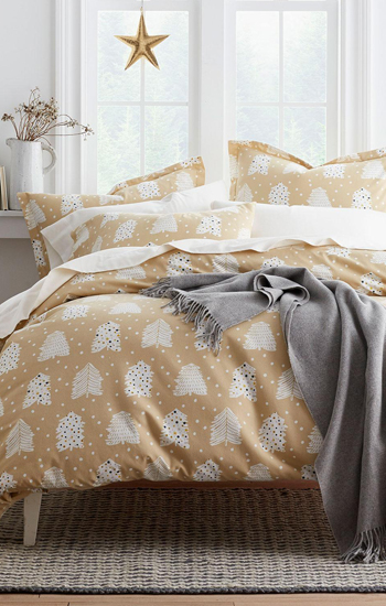 Holiday Tree Bedding