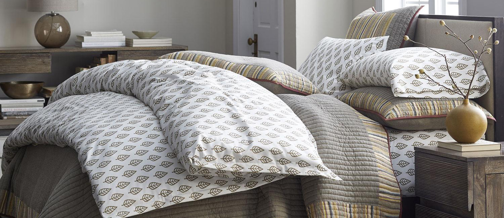 Duvet Covers & Quilt Bedding