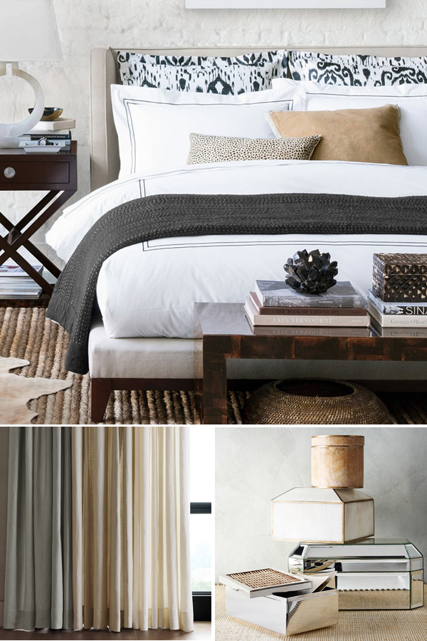 Tonal Chic Decor