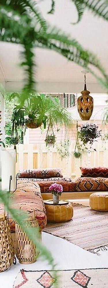 Bohemian Design Ideas