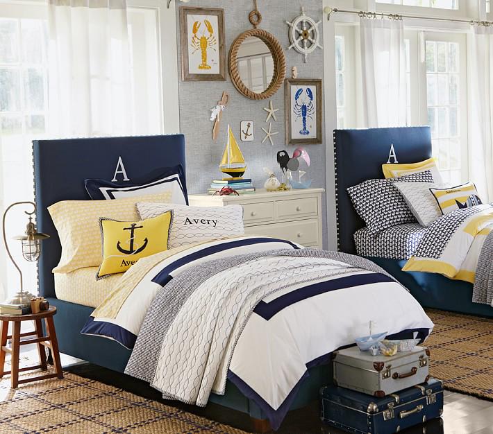 Children's Room Ideas | Nautical Bedroom