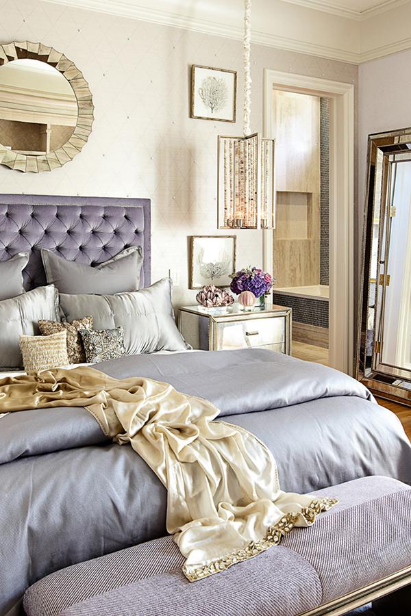 Feminine Luxury Bedroom