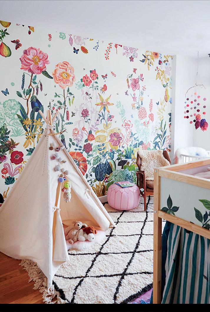 Garden Theme Nursery