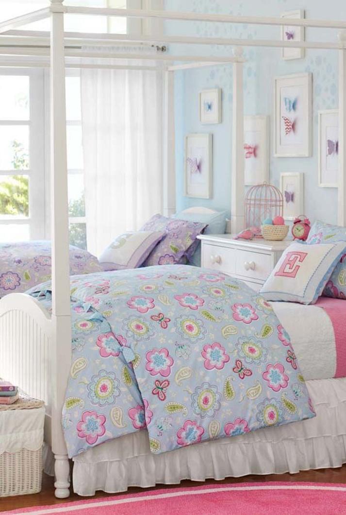 Kid's Garden Theme Bedroom
