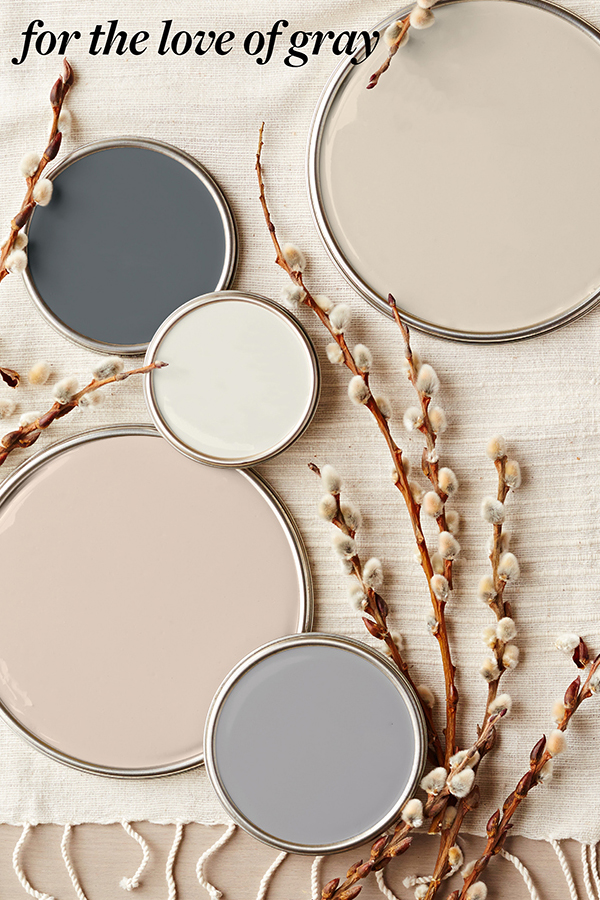 Palette for Beach Home