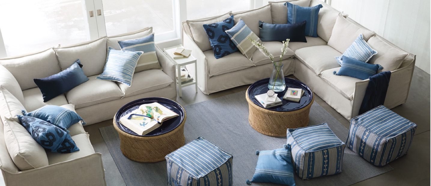 Blue Decor | How to Decorate with Blue
