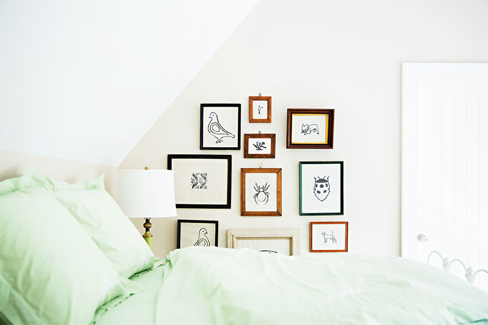 Decorating with Green Decor