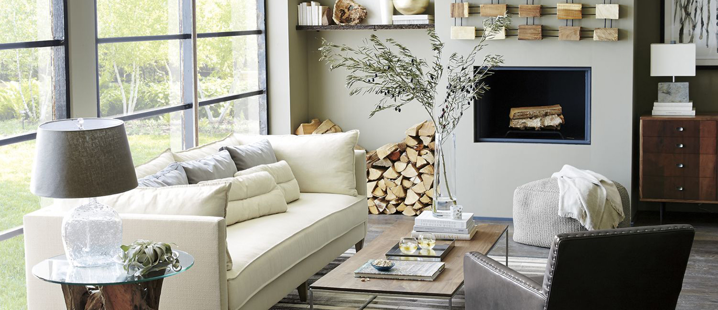 Wood Decor | Decorating With Wood