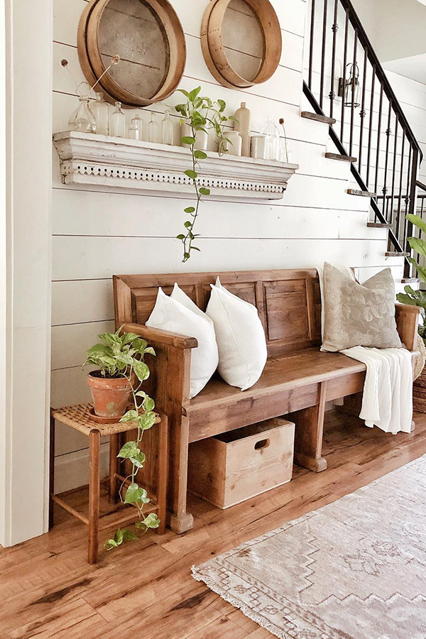Farmhouse Decorating Ideas | White Tail Farmhouse