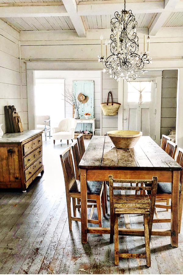 Farmhouse Decorating Tips