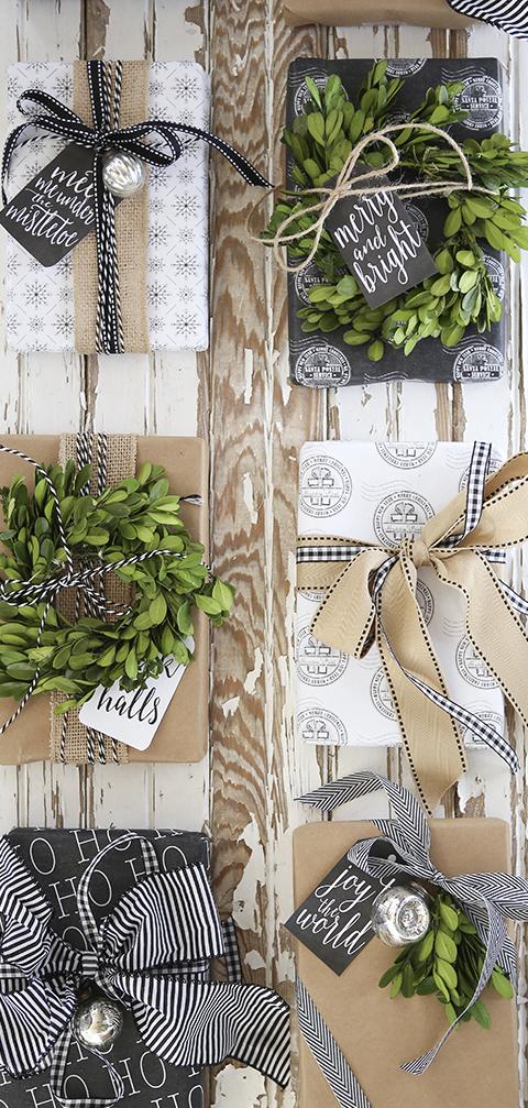 Farmhouse Christmas Ideas | Ella Claire Inspired Blog