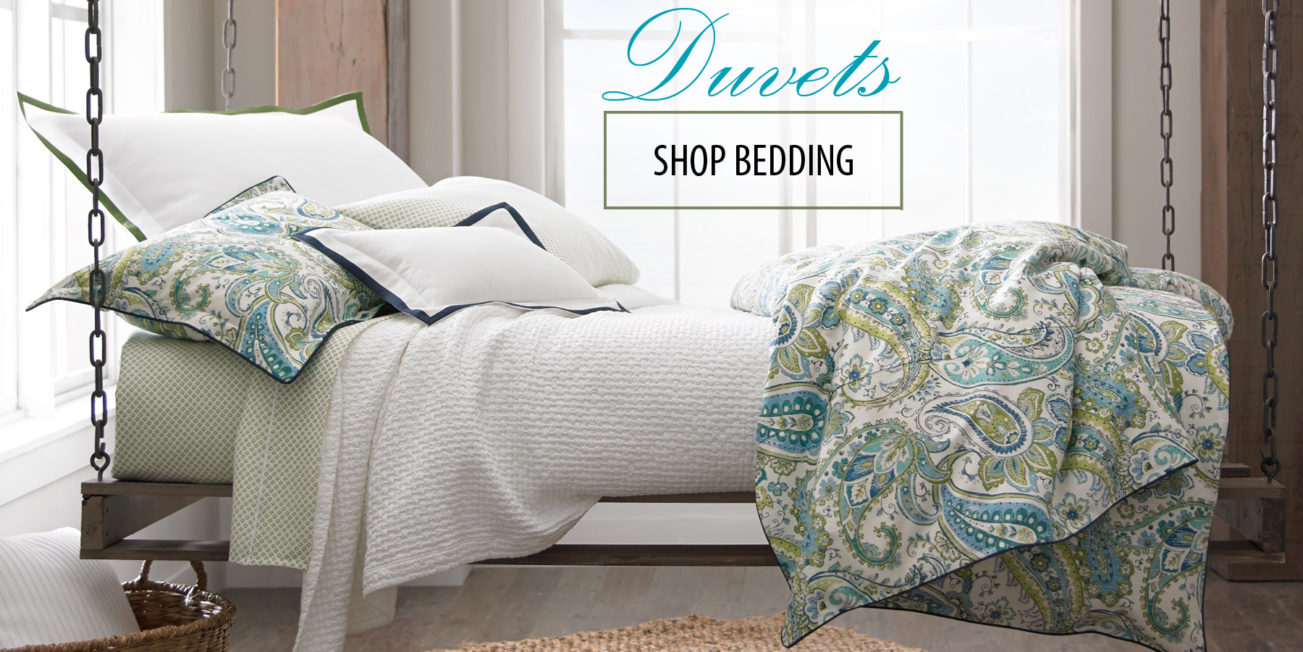 Shop Buyer Select for Luxury Bedding, Duvet Covers, Comforters and Quilts