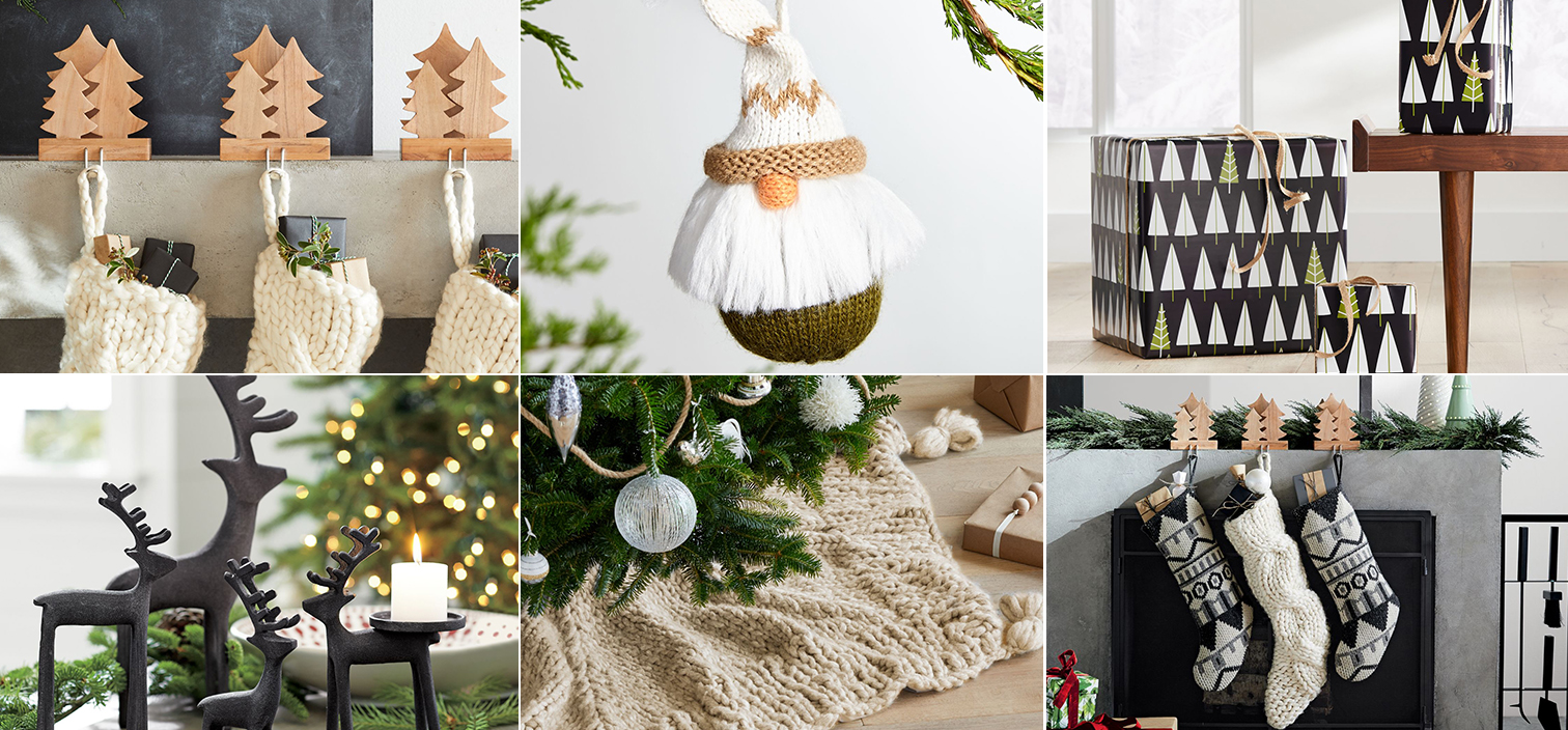 Scandinavian Christmas Ornaments