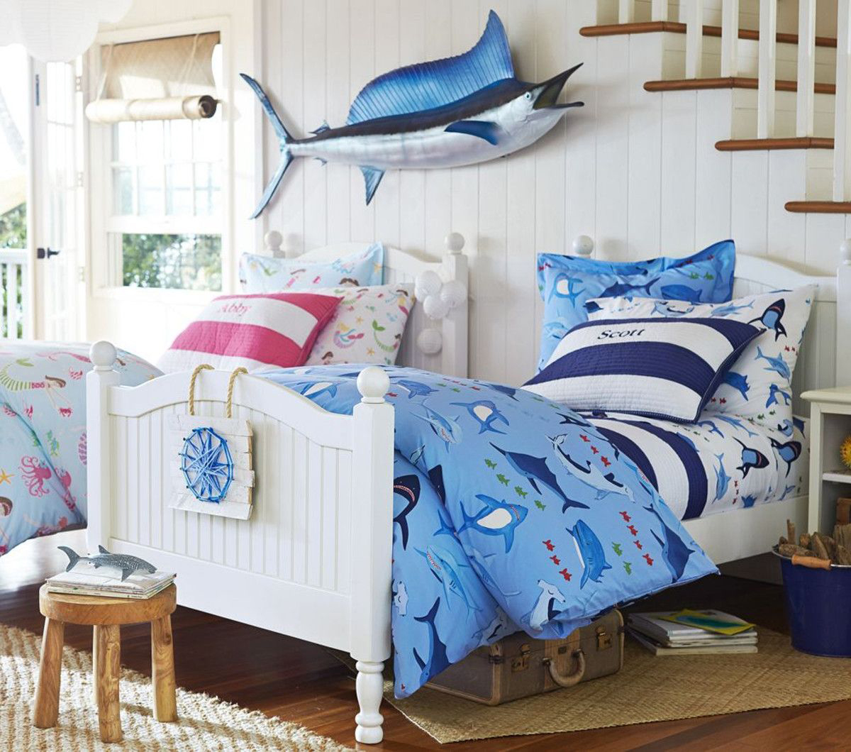 Shark Bedding