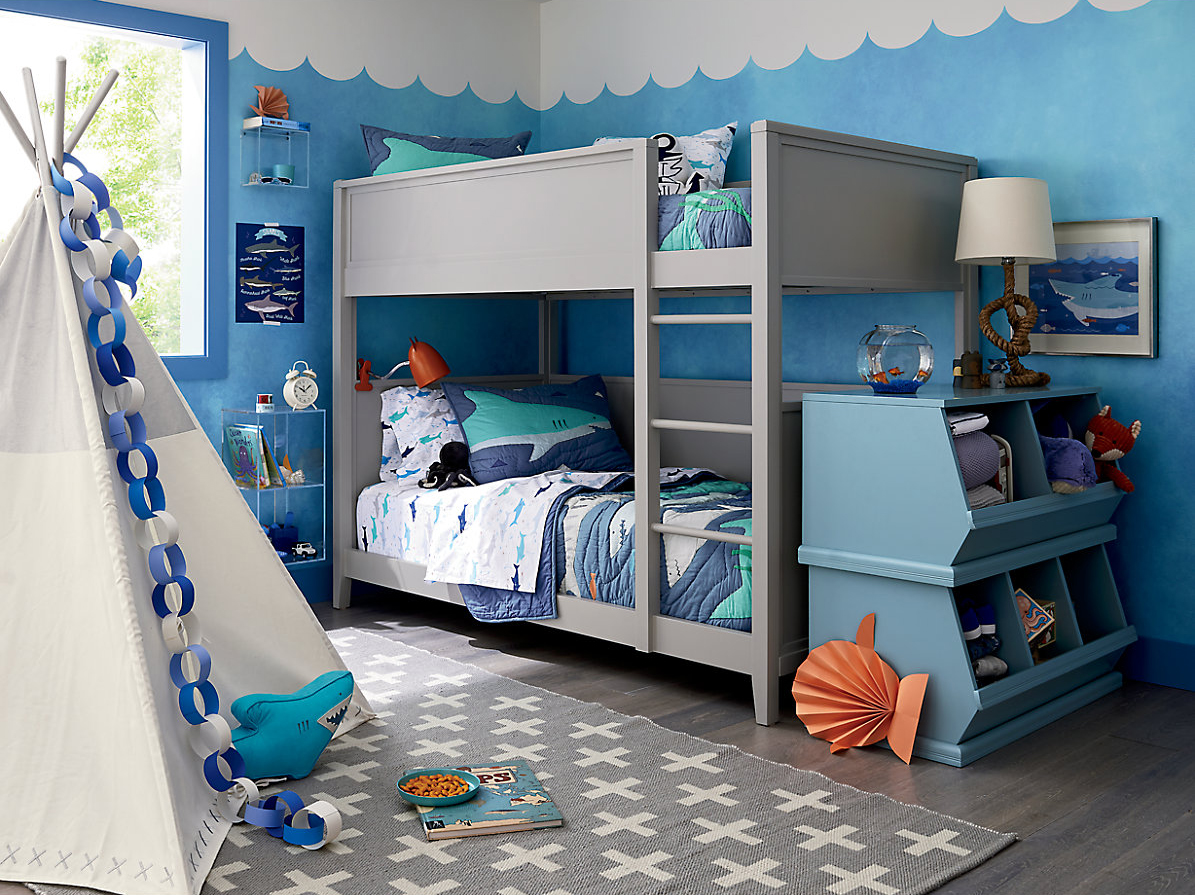 Shark Bedding | Shark Bedroom Ideas | Shark Themed Bedroom