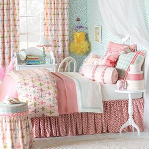 How to Design a Kids Fairy Ballerina Bedroom