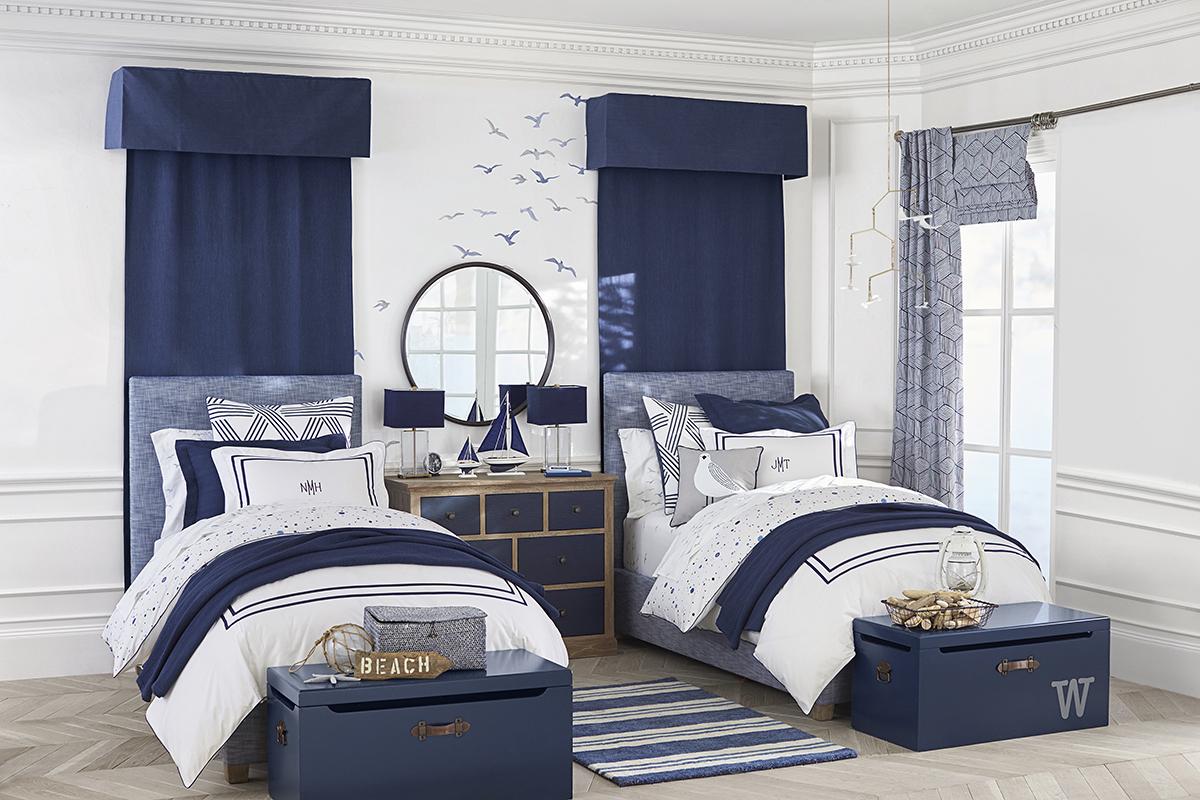 Kids Nautical Theme Bedroom Ideas