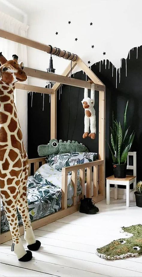 Kids Safari Bedding