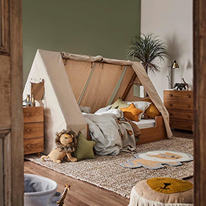 Kids Safari Bedroom Ideas