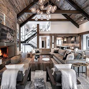 Modern Rustic Decorating Ideas