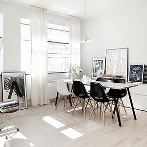 Scandinavian Style Decorating Ideas