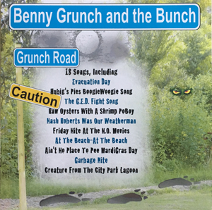 photo of Grunch Road CD