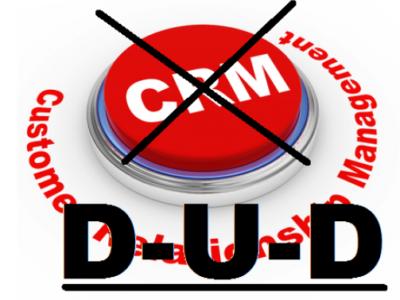 "GMs: Make Your C-R-M. a ""CASH A-T-M.""–and not a D-U-D!"